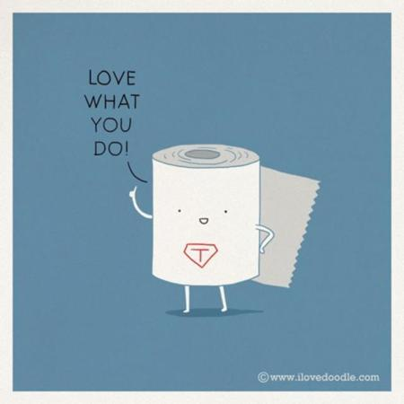 adorables ilustraciones de Ilovedoodle