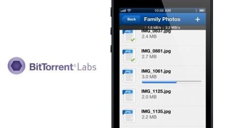 BitTorrent Sync llega a iOS esta semana mientras consideran su modelo de negocio