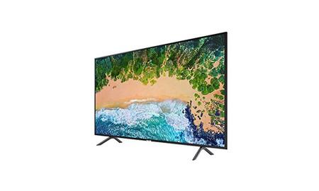 Con 55 pulgadas y resolución 4K, la Samsung UE55NU7092 se nos queda en 459 euros en PcComponentes