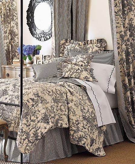 El lujo de vestir la cama, de manera tradicional