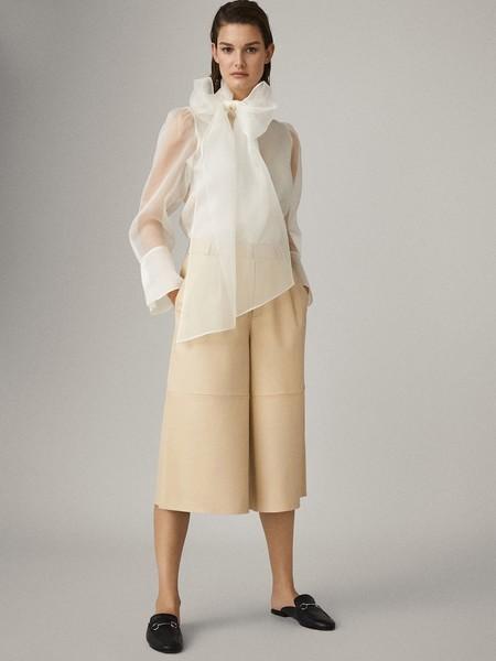 Pantalon Culotte Napa