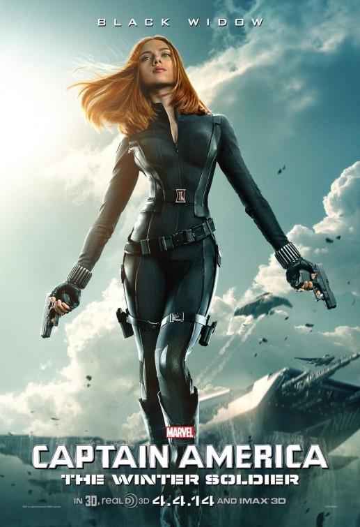Foto de Carteles de 'Capitán América 2' (8/23)