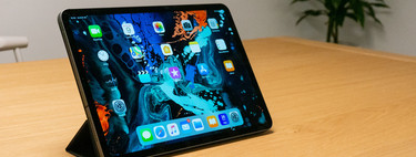 "iPad Pro (2018) de 11"" Wi-Fi con 1 TB en color plata por 1.333,88 euros en Amazon"