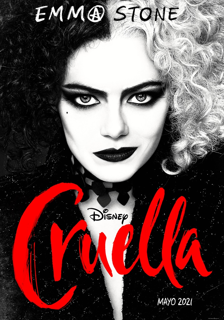 Disfruta de Cruella todas las veces que quieras con Acceso Premium por 21,99 € y tu suscripción a Disney+.