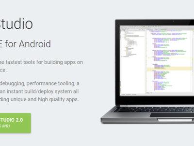 Android Studio 2.0, ya disponible la versión estable del IDE oficial de Google
