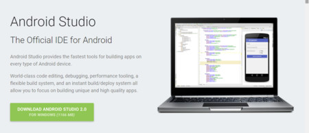 Android Studio 2.0, ya disponible la versión estable del IDE oficial de Google