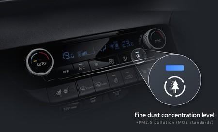 Hyundai lanzará nuevos sistemas de purificación del aire en toda su gama
