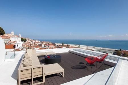 Hotel Memmo Alfama Lisboa
