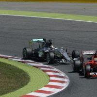 La posición en pista, el tesoro de la Fórmula 1