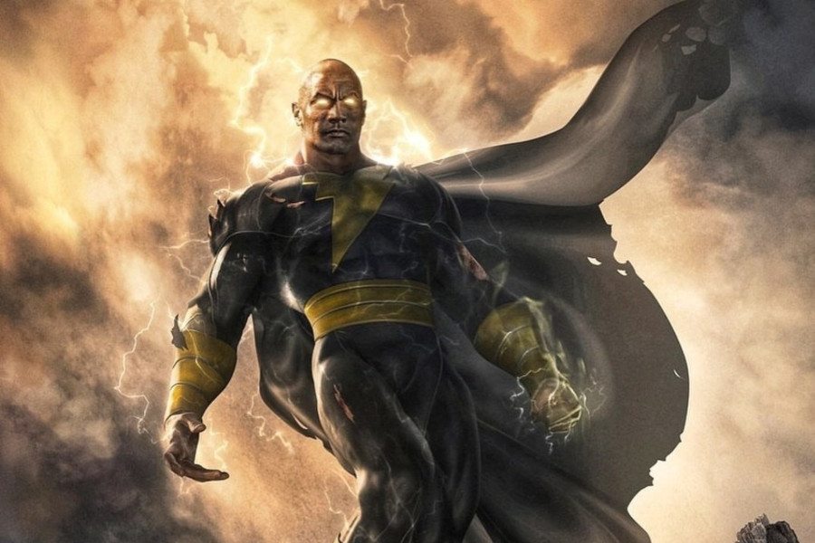 'Black Adam: Dwayne Johnson announces the date of the highly anticipated film of the enemy of Shazam
