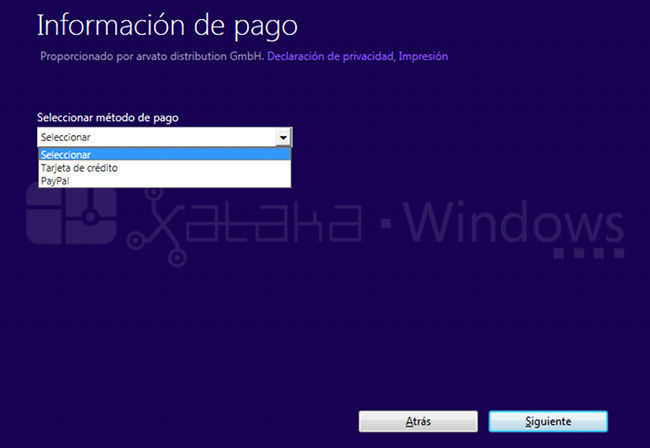 Foto de Comprar Windows 8 por Internet paso a paso (10/22)