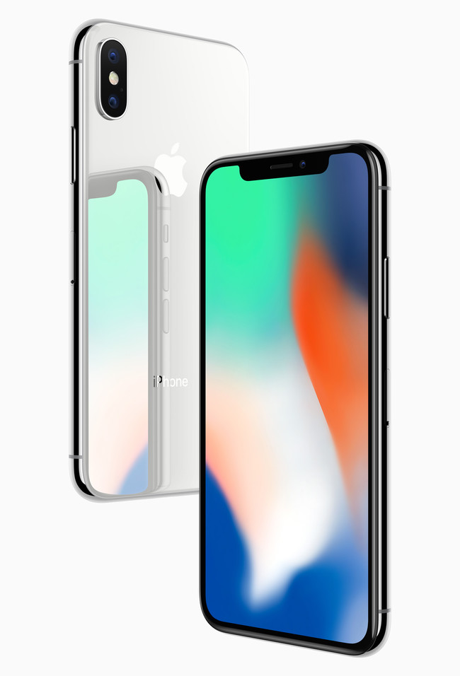 iPhone X diseño