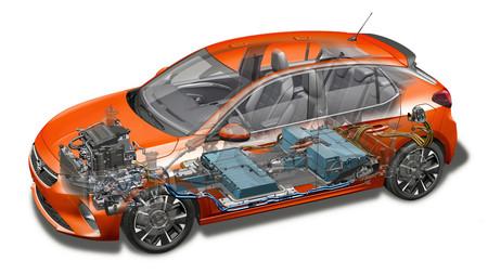 Tecnologia Opel Corsa Electrico