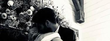 Así son las primeras imágenes de la boda de Miley Cyrus y Liam Hemsworth (y este fue su vestido de novia)