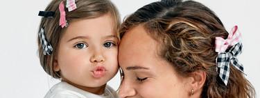 Diademas, coleteros, horquillas... siete accesorios para el pelo de Parfois para que mamás e hijas vayan así de conjuntadas