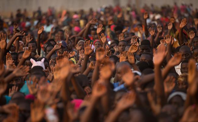 Gente Portada Africa