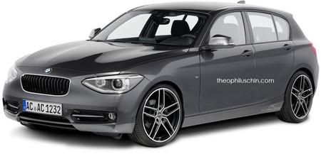 BMW y Kia intercambian sus parrillas, y esto es lo que sucede