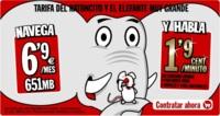 Pepephone reacciona rebajando las llamadas de Ratoncito y Elefante a 1.90 céntimos/minuto