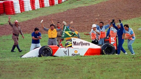 Senna Brasil F1 1993