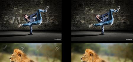 Google crea un algoritmo que hace desaparecer las marcas de agua en fotografías