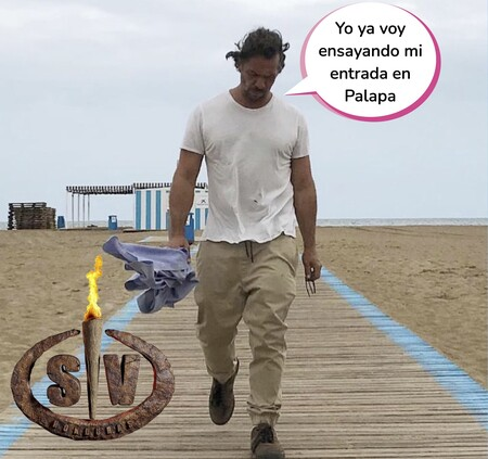 Nacho Palau, 'maravillau' con esta suculenta oferta de Telecinco para convertirse en concursante de 'Supervivientes 2021'