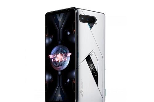 ASUS ROG Phone 5 Ultimate: 144 Hz, 18 GB de RAM y pantalla OLED trasera en el smartphone gamer con más memoria que tu laptop gamer