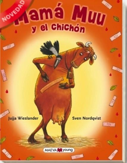 """""""Mamá Muu y el Chichón"""" ya está en Maeva Young con una nueva enseñanza para niños"""