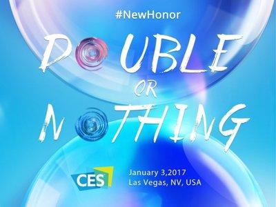 """Honor se apunta a las presentaciones en el CES 2017: nuevo móvil """"épico"""" en camino"""