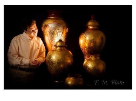 Franscisco Manuel Pinto, las obras de arte españolas triunfan en Dubai