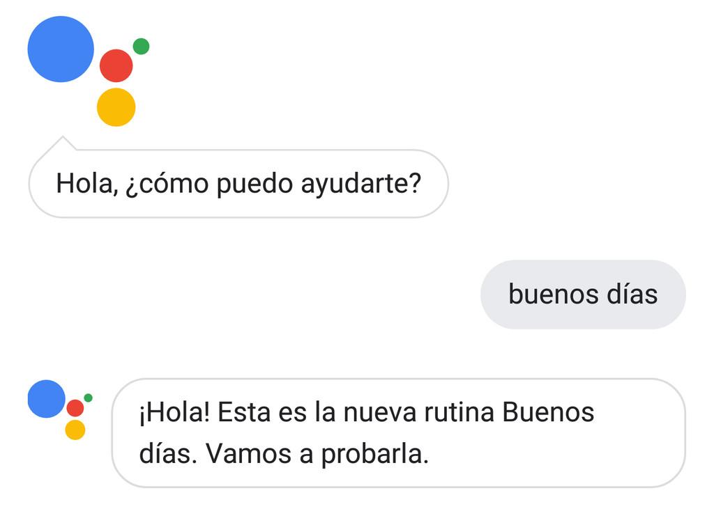 Asistente de Google: de este metodo puedes aprovechar y personalizar las rutinas predefinidas en español