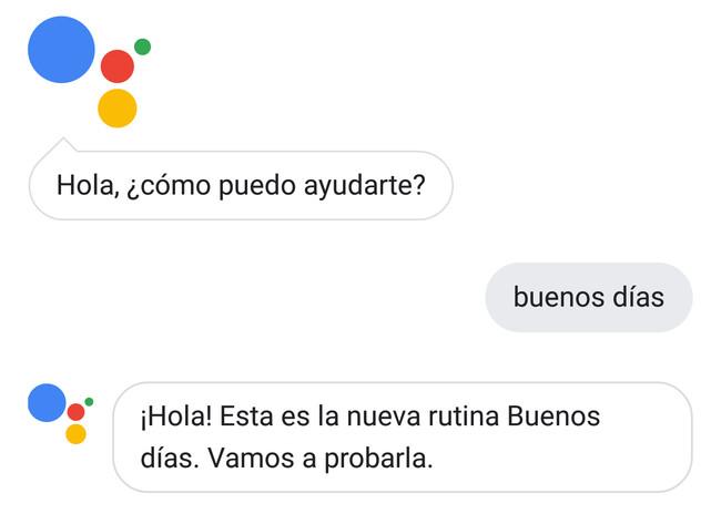 Asistente de Google: así puedes usar y personalizar las rutinas predefinidas en español