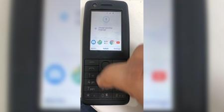 El primer feature phone con Android podría llegar en el MWC 2020: Nokia y Google aún creen en ellos