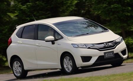 Honda Fit Hybrid 2014 01