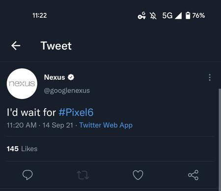 Google Nexus Pixel 6