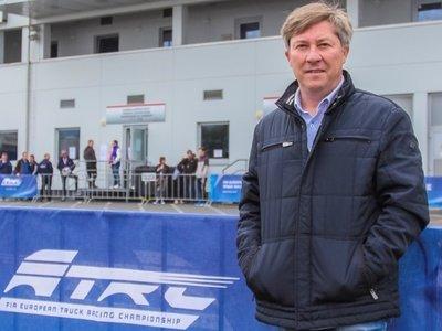 Antonio Albacete vuelve con MAN al Campeonato Europeo de Camiones