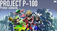 'Project P-100' para Wii U: primer contacto