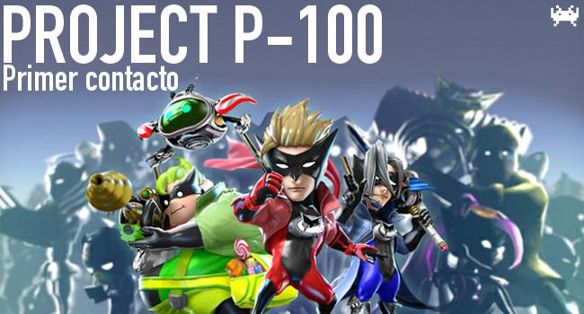 Project P-100 - Primer contacto