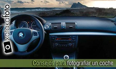 Trucos y consejos para fotografiar un coche
