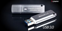 Kingston anuncia memoria USB 3.0 con protección personal