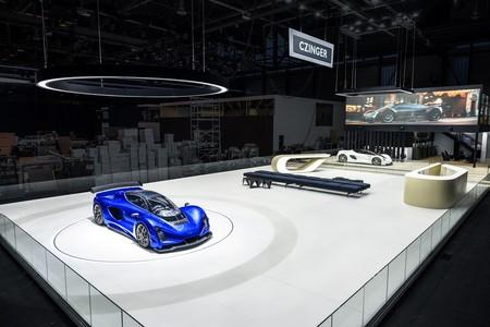 Auto Show de Ginebra