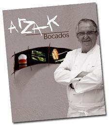Arzak premiado con el Prix Literaire Gastronomique 2006 por su libro Bocados