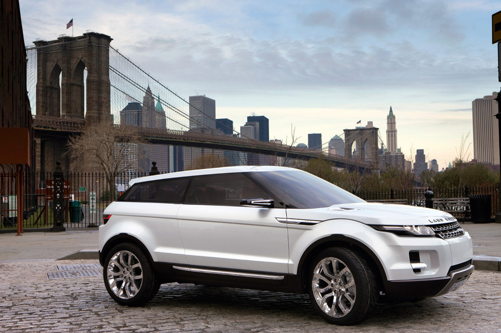 Foto de Land Rover LRX Concept (37/49)