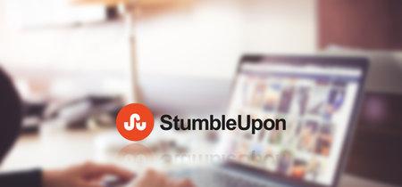Adiós para siempre StubleUpon, la plataforma cierra tras 16 no tan dulces años