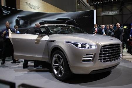 Aston Martin, el retorno del Lagonda