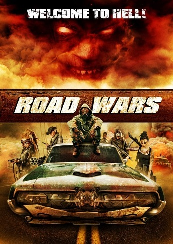Cartel de 'Road Wars'