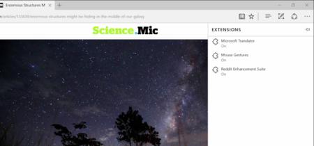 Microsoft ya está trabajando en una herramienta para llevar las extensiones de Chrome a Edge
