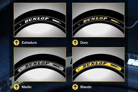 Asignación colores Dunlop