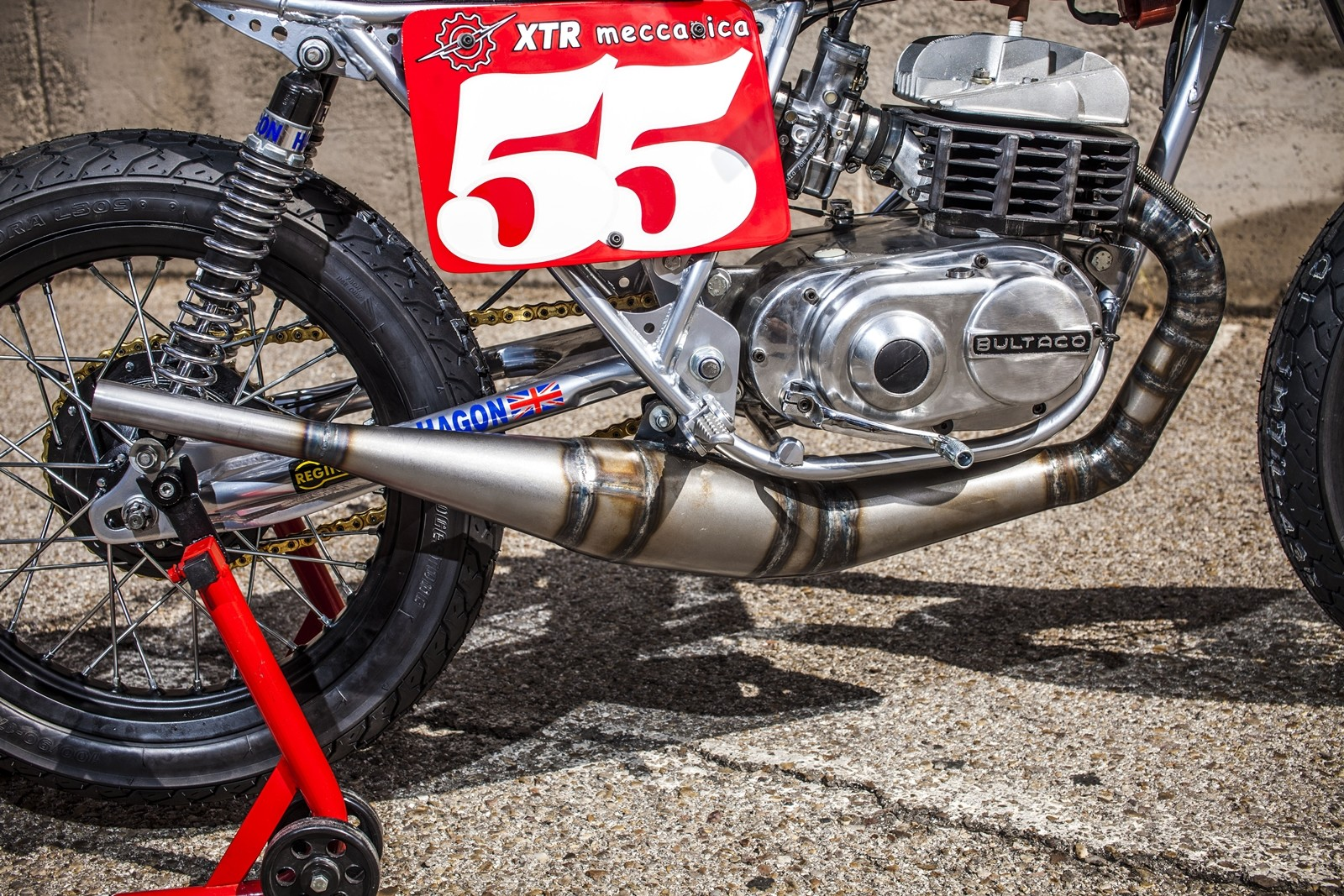 Foto de XTR Pepo Bultaco Astro (13/16)