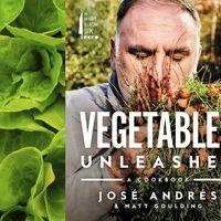 José Andrés presenta libro inspirado en la cocina con vegetales