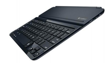 logitech ultrathin keyboard cover ipad air apple teclado bluetooth